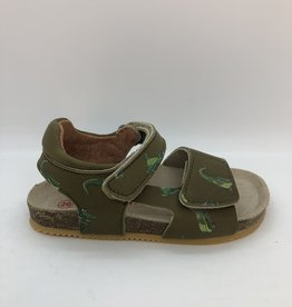 Lunella 21419 sandaal kaki dino