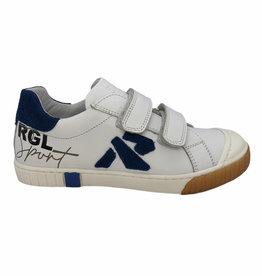 Romagnoli 7551 sneaker wit blauw