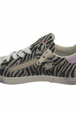 Rondinella 11227-1 sneaker zebra print lila