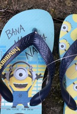 Havaianas Minions blue/navy