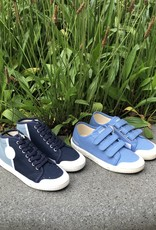 Springcourt GVS-1004-2 blue organic canvas velcro