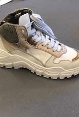Momino 3970/1 witte hoge sneaker