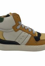 Ocra D407 hoge sneaker madrid oker