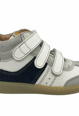 Ocra D413 sneaker off-white velcro