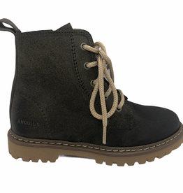 Angulus 6133-101 lace-up boot dark olive