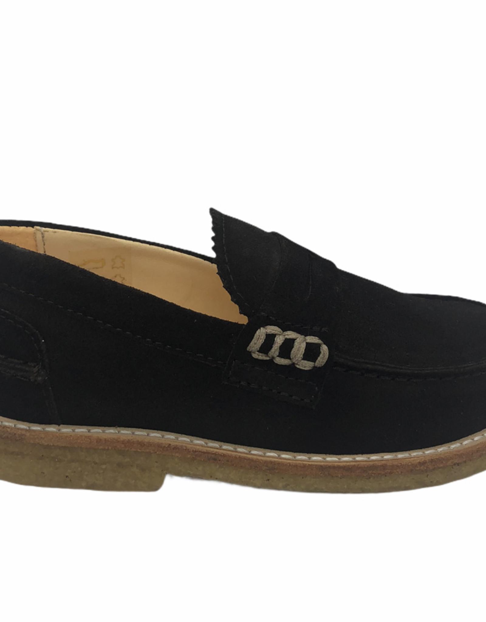 Angulus 3339-101 loafer dark brown