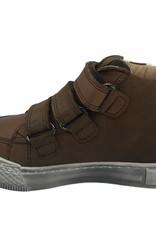 Lunella 21661 hoge sneaker cognac velcro