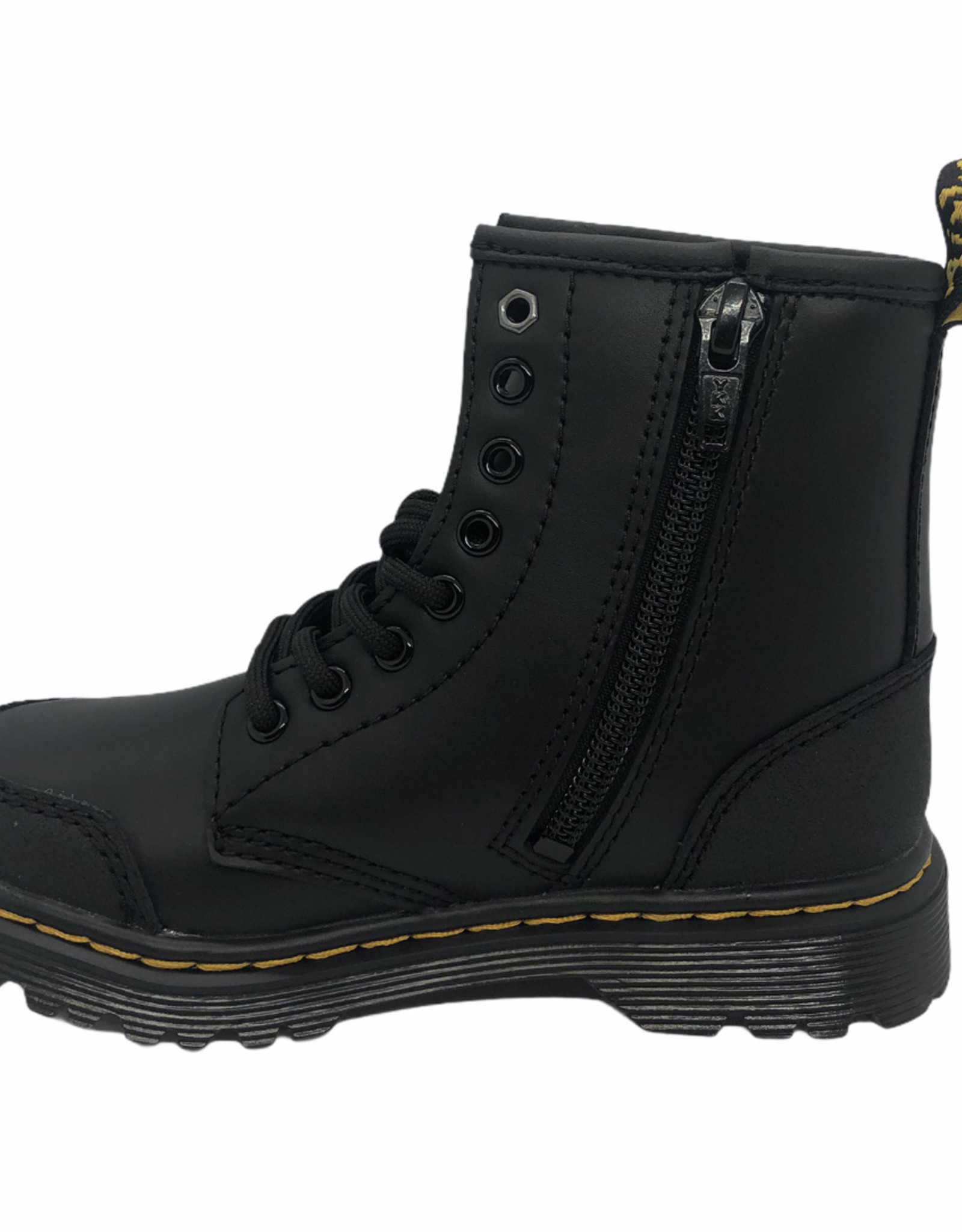 Dr Martens 1460 J black duty + romario