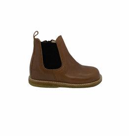 Angulus 6025-101 starter chelsea boot cognac/dark brown