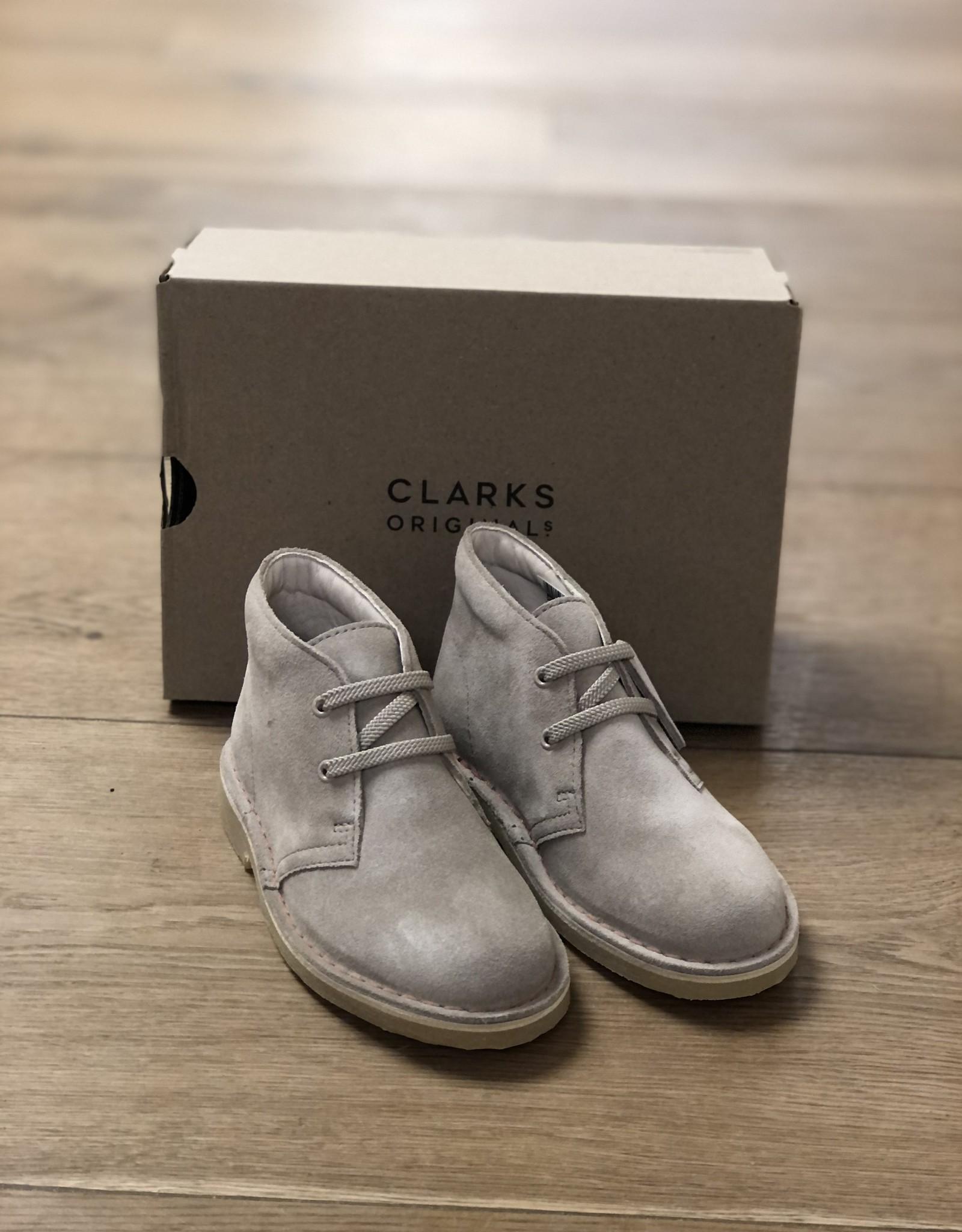clarks desert boot sand