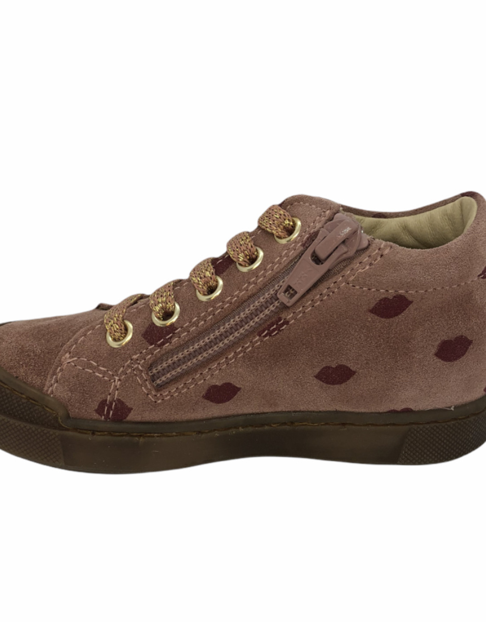 Falcotto snopes suede kiss rose