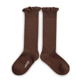 Collegien Joséphine : chaussettes hautes