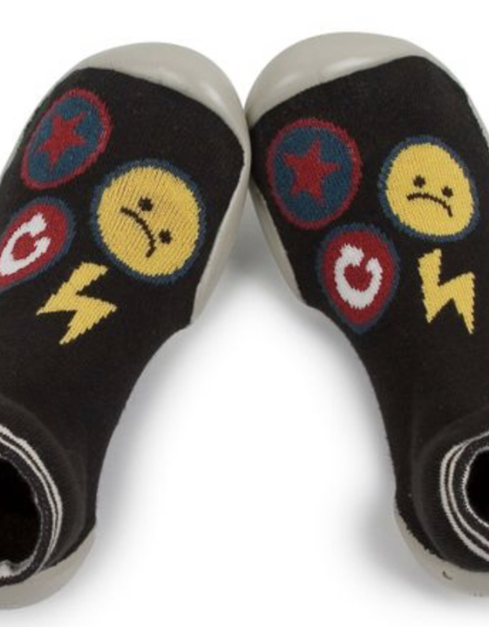 Collegien 151F - chaussons pins phospho
