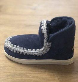 MOU eskimo sneaker abyss blauw