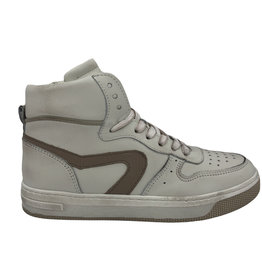 HIP H1301 hoge sneaker beige