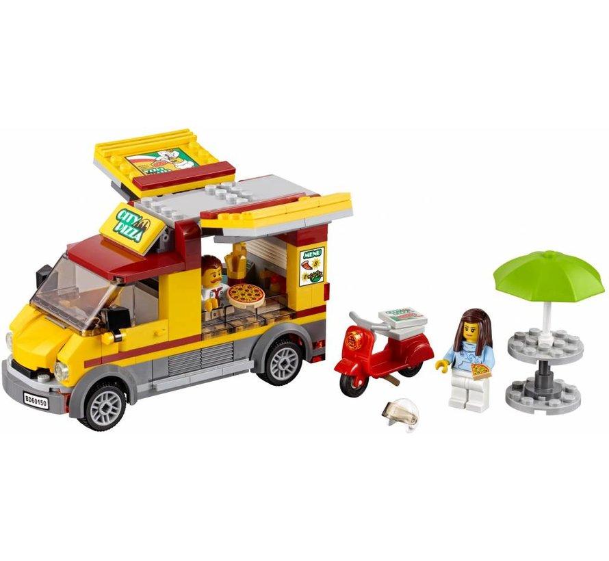 60150 City Pizza bestelwagen