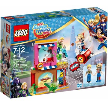 LEGO 41231 Super Hero Girls   Girls Place