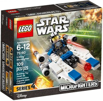 LEGO 75160 Star Wars  U-Wing Microfighter