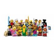 LEGO LEGO 71018 Minifiguren serie 17 (complete serie)