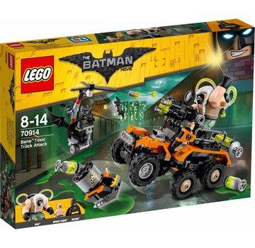 LEGO Batman movie 70914 Bane giftruck-aanval