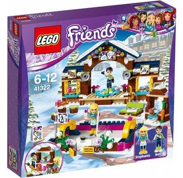 LEGO Friends 41322 Wintersport ijsbaan