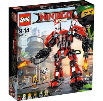 LEGO 70615 Ninjago Movie Vuurmecha