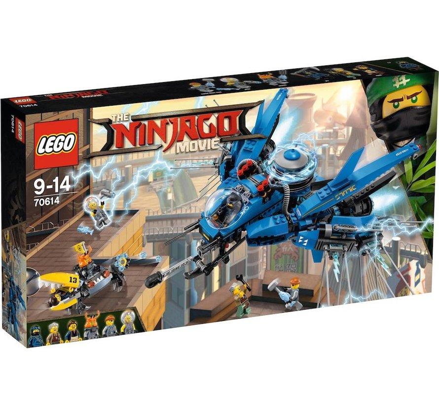 70614 Ninjago Movie Bliksemstraaljager