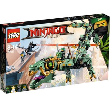 LEGO 70612 Ninjago Movie Groene ninja mecha draak