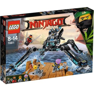 LEGO 70611 Ninjago Movie Waterstrijder