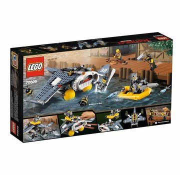 LEGO 70609 Ninjago Movie Mantarog bommenwerper