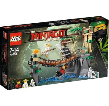 LEGO 70608 Ninjago Movie Meester watervallen