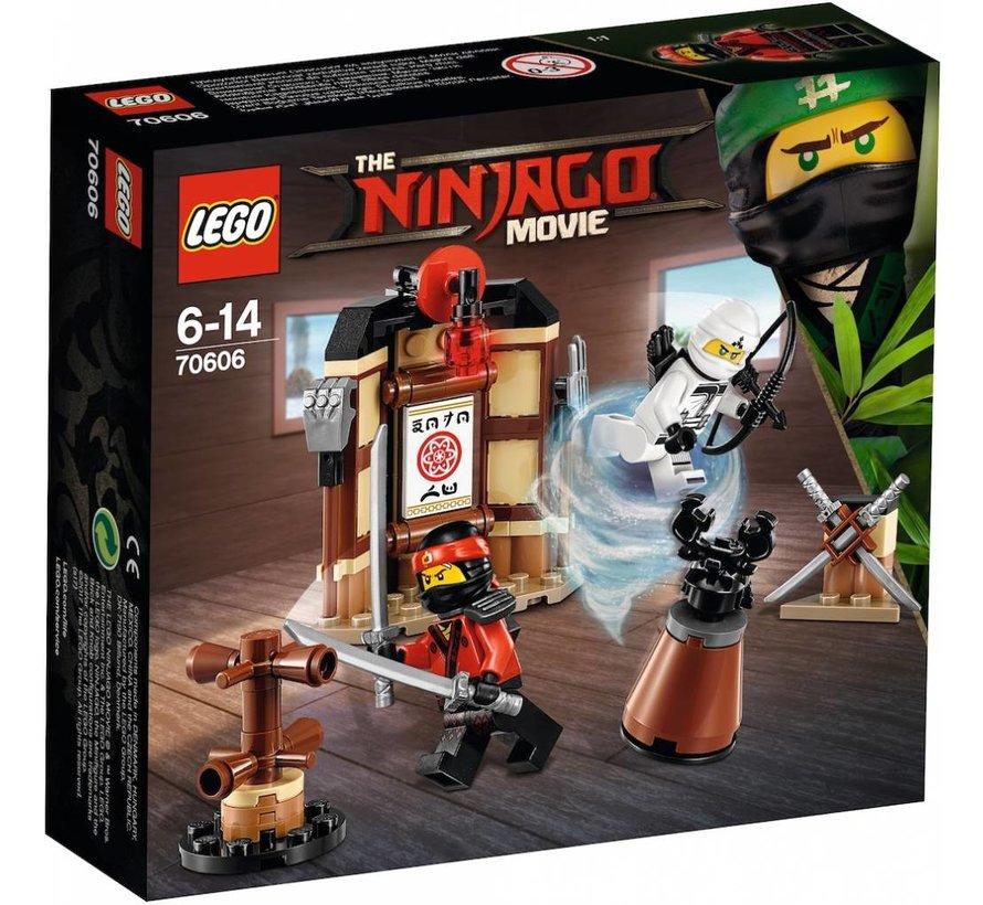 70606 Ninjago Movie Spinjitzu training