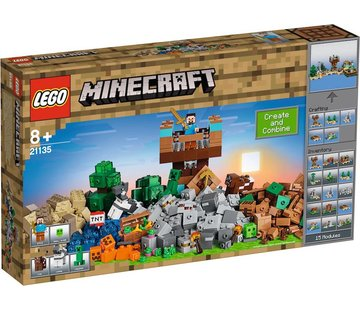 LEGO 21135 Minecraft De Crafting-box 2.0