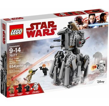 LEGO 75177 Star wars First Order Heavy Scout Walker