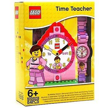 LEGO Oefenwekker kleur roze Time Teacher