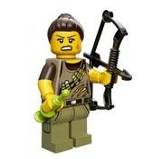 LEGO 71007-10 Minifiguren serie 12 Dino Tracker