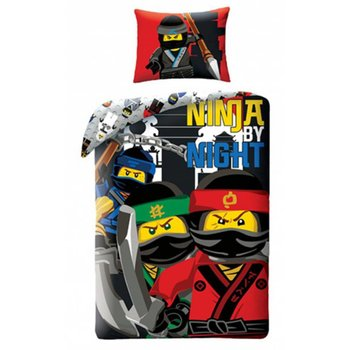 LEGO Dekbedovertrek The Ninjago Movie 2-in-1 Ninja by Night