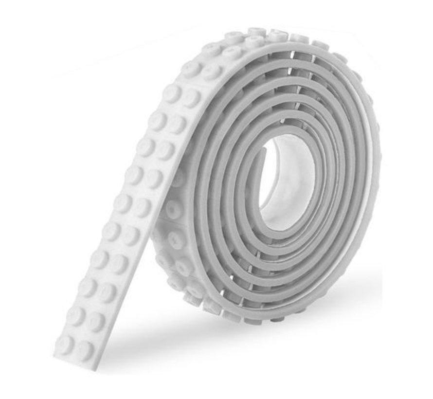 Stickbrick Lego Tape Wit Click Brick