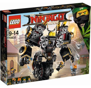 LEGO 70632 Ninjago Movie Aardschokmecha