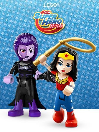 LEGO Super Hero Girls