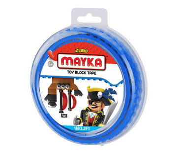 Mayka Toy Block Tape Blauw