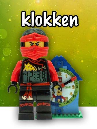 LEGO Klokken