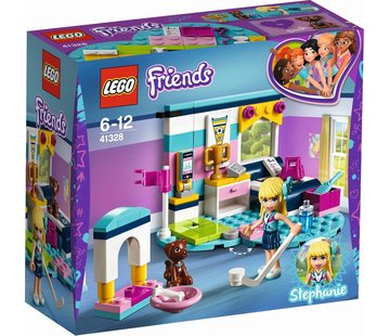 LEGO 41328 Friends Stephanie`s slaapkamer