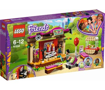LEGO 41334 Friends Andrea`s parkprestaties