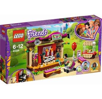 LEGO 41334 Friends Andrea`s parkprestaties