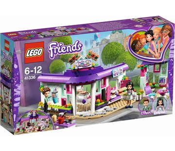 LEGO 41336 Friends Emma`s kunstcafe