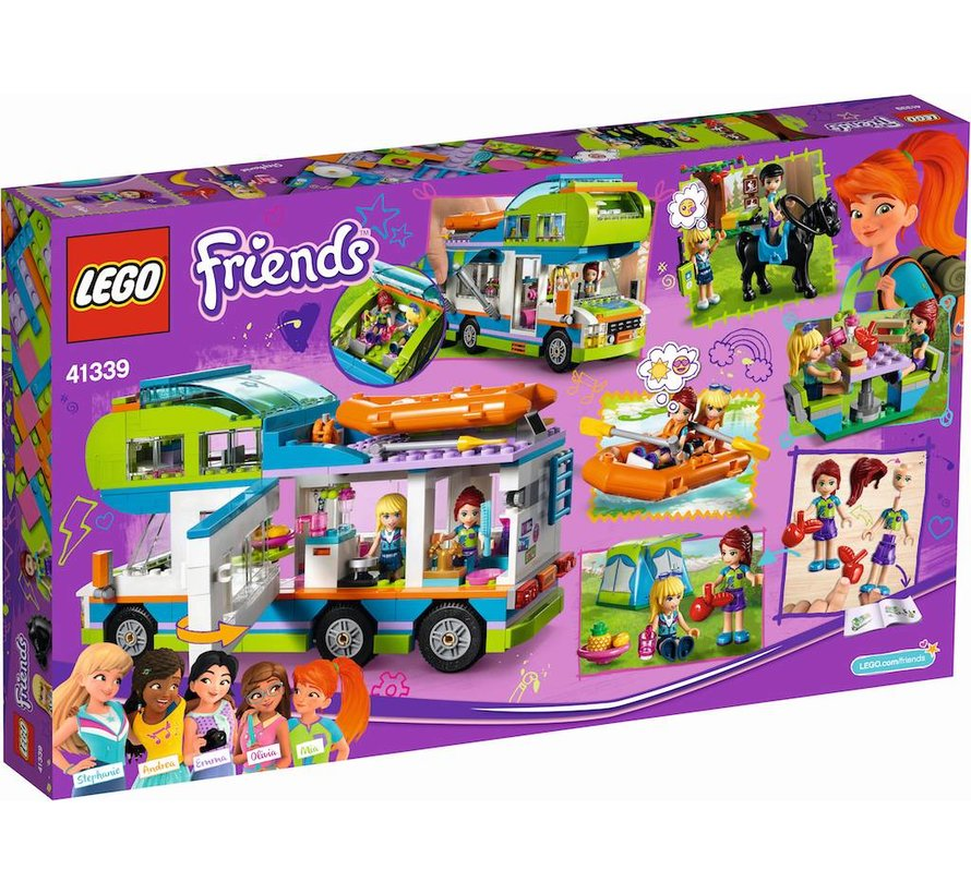 41339 Friends Mia`s camper