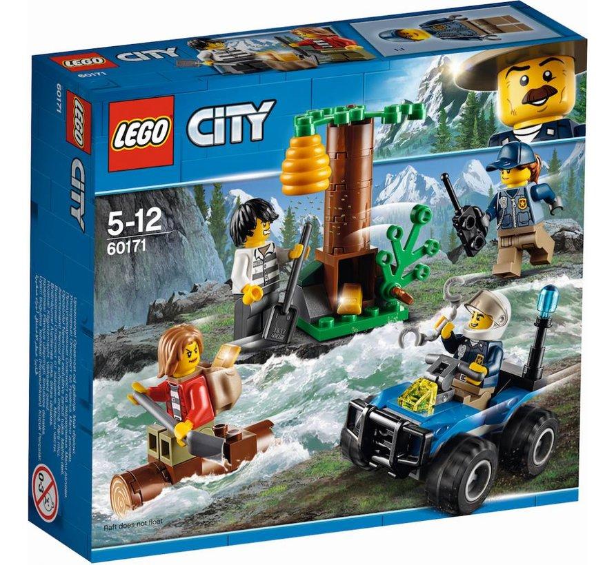 60171 City Achtervolging door de bergen