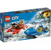 LEGO 60176 City Wilde rivierontsnapping
