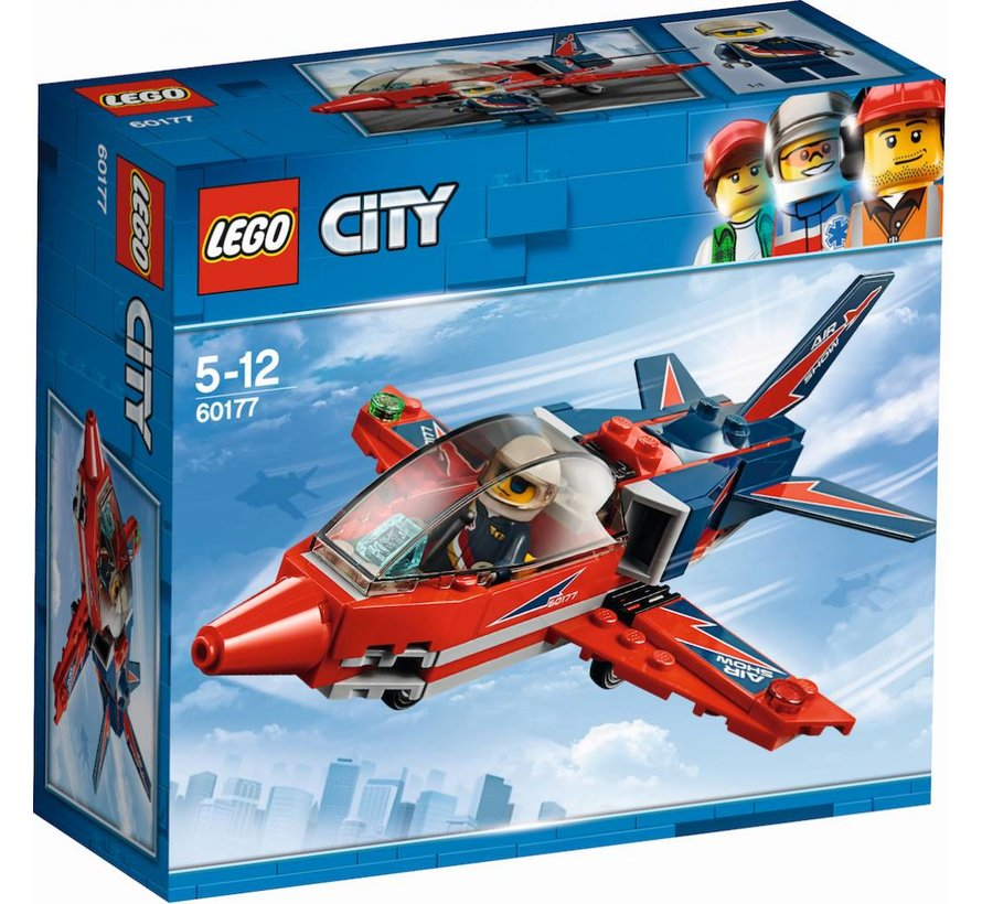 60177 City Vliegshowjet
